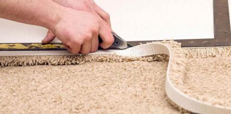 Как и чем разрезать ковролин в домашних условиях? Инструкции, советы, видео