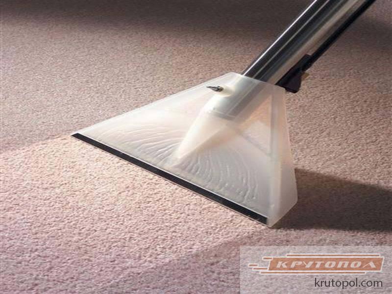 Как почистить ковер в домашних